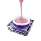 UV zselé körmökre - Jelly Cotton Pink, 5ml/műköröm építő zselé
