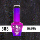 MOLLY LAC UV/LED gél lakk Wedding Dream and Champagne  - Magnum 388, 10ml/gél lakk készítés