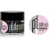 Platinum LED-tech Rubber IQ - Cover Pink, 40g