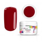 Színes zselé Inginails UV/LED - Ladybug Red, 5g