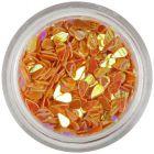 Könnycseppek - narancssárga