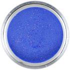Liláskék akril 7g - Electric Blue Glitter