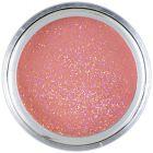 Barackrózsaszín műköröm porcelán por 7g - Purplish Red Glitter