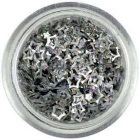 Ezüst csillagok - ívek, hologramm