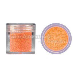 Csillámpor - élénk narancssárga, 10g