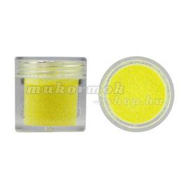 Csillámpor - sugárzó sárga, 10g