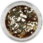 Aqua tip dísz - arany rombusz