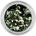 Díszítő gyémántok - olivazöld
