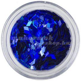 Aqua tip dekoráció - sötétkék