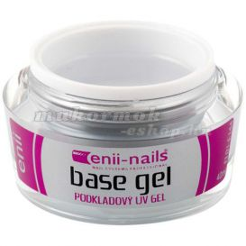 BASE GEL - alapozó UV zselé, 10ml