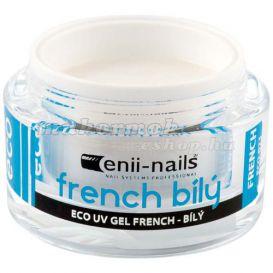 UV zselé - French fehér, 10ml