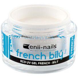 UV zselé - French fehér, 40ml