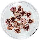 Körömdísz - barna kerámia rózsa