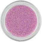 Díszítő gyöngyök 0,5mm - lilás rózsaszín