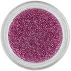 Körömdíszítő gyöngyök 0,5mm - fáradt rózsaszín