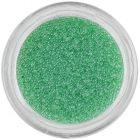Nail art díszek - világoszöld gyöngyök, 0,5mm