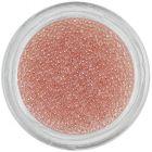 Körömdíszek - 0,5mm, kristály rózsaszín gyöngyök