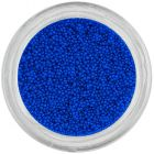 Gyöngyök 0,5mm - kék