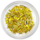 Sárga kövecskék, téglalapok